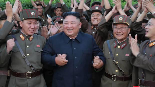 Über die zusätzlichen Einnahmen kann sich der nordkoreanische Diktator Kim Juong Un freuen