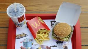 Plastikmüll im Fastfood-Restaurant zu vermeiden, ist durchaus schwierig