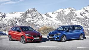 BMW 2er Active Tourer Gran Tourer