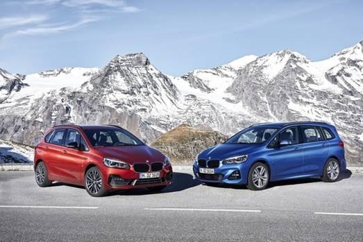 BMW 2er Active Tourer Gran Tourer