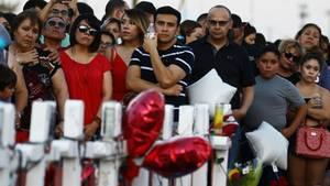 El Paso – Trauer unter Latinos nach den Schüssen mit 22 Toten