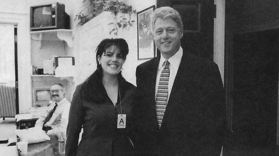 """Impeachment: American Crime Story"": Serie über Clinton-Lewinsky-Skandal"