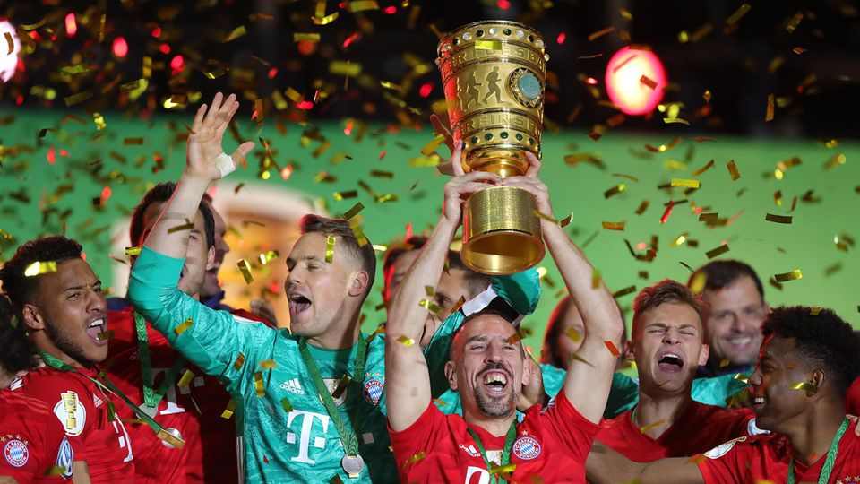 DFB-Pokal im TV und Stream - Runde 1
