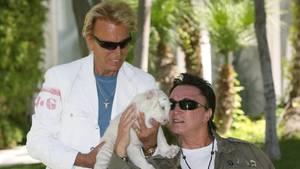 Siegfried und Roy sprechen erstmals über Tiger-Angriff auf der Bühne