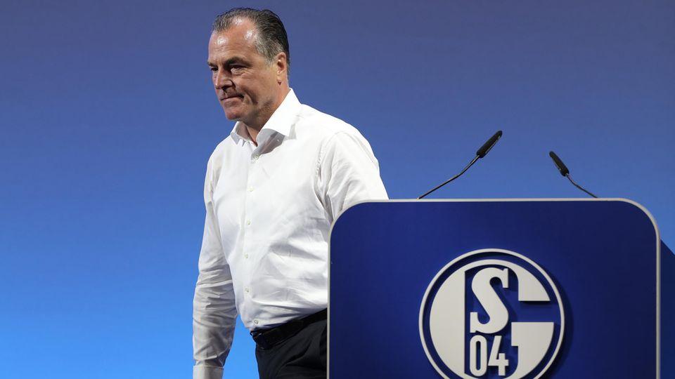Schalke-04-Aufsichtsratschef Clemens Tönnies