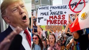 Donald Trump besucht El Paso – Welle des Protests schlägt ihm entgegen