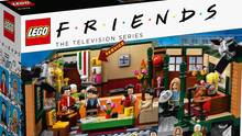 """Friends"": Das Kultcafé ""Central Perk"" gibt es jetzt auch aus Lego"