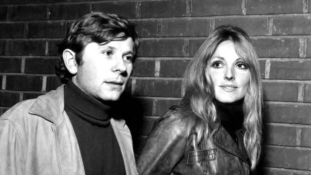 Roman Polanski und Sharon Tate