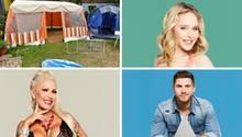 Promi Big Brother 2019: Diese Kandidaten ziehen in die videoüberwachten Zelte