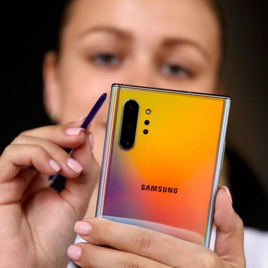 Smartphone-Markt: Samsung versucht weiter Apples Erfolgsrezept zu kopieren - und ist mal wieder gescheitert