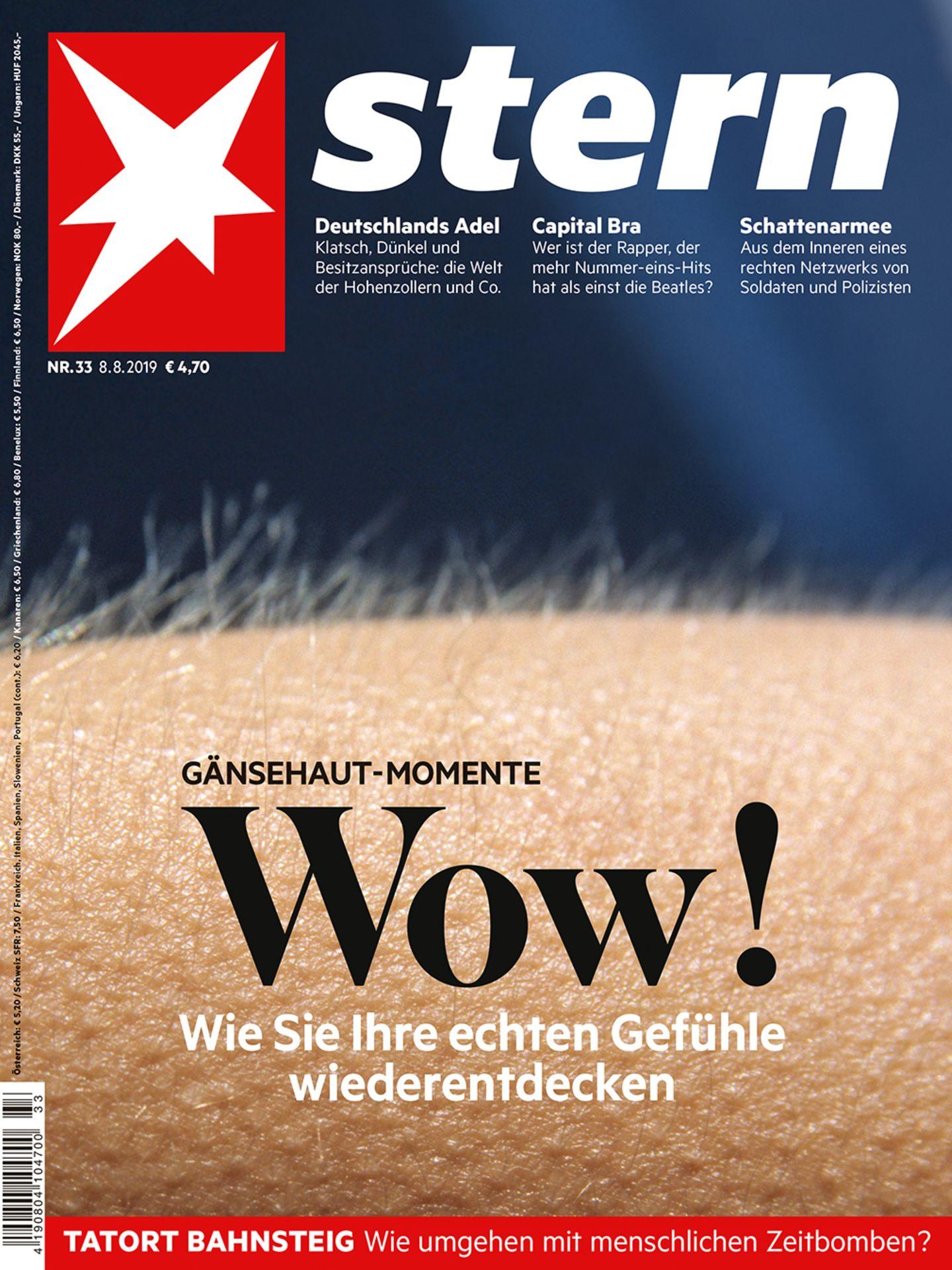 Mehrüber Deutschlands Adel lesen Sie in der aktuellen Ausgabe des stern