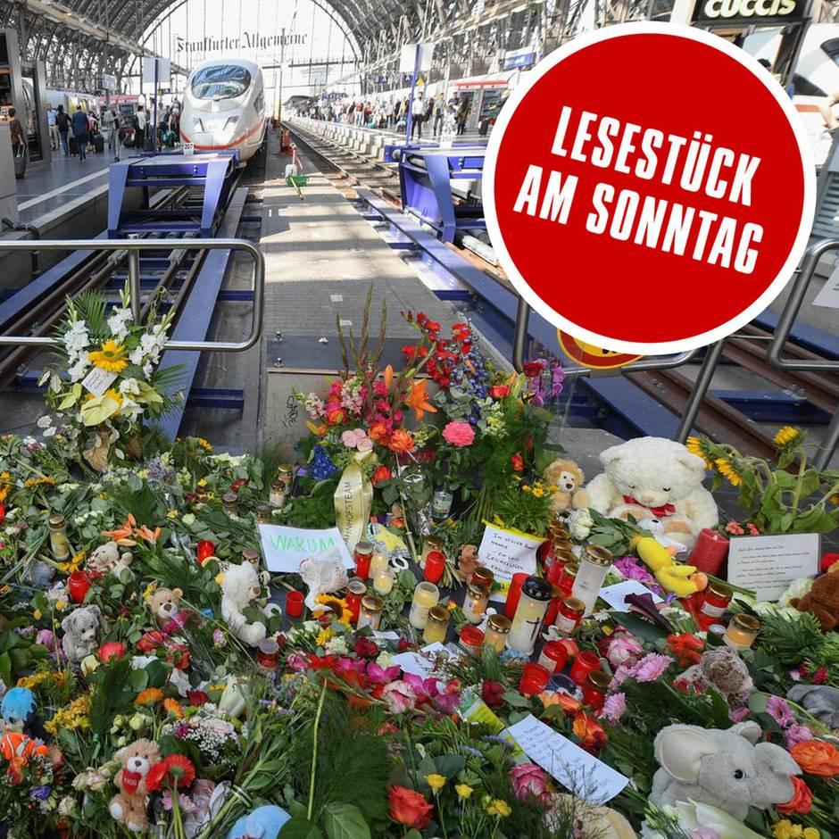 Psychiater Andreas Heinz: Nach der entsetzlichen Tat von Frankfurt: Wie die Gesellschaft mit potenziellen Gewalttätern umgeht