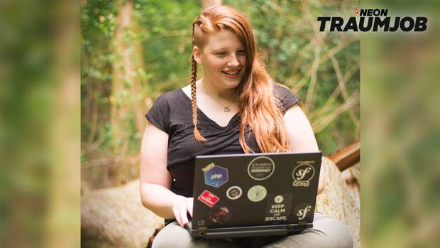 NEON-Traumjob: Softwareentwicklerin