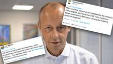Friedrich Merz präsentiert sich gern in den sozialen Netzwerken – doch das stößt auf ein geteiltes Echo