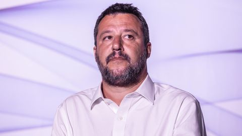 Matteo Salvini, Italiens Innenminister