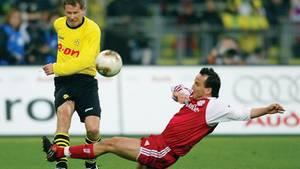 Bundesliga-Nostalgie: Als Jeremies noch grätschte und Toppmöller auf der Bank qualmte