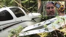 Kanada: Nach Absturz mitten im Wald dokumentiert Pilot seine eigene Rettung