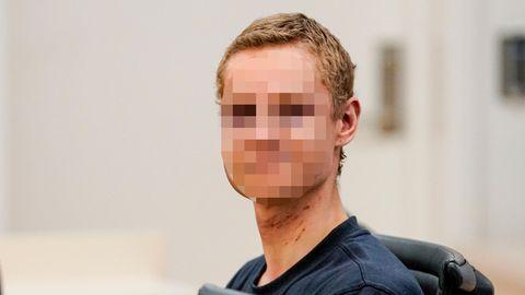 Der mutmaßliche Täter Philip M. (21)