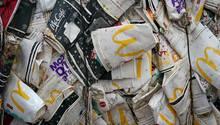 """""""Coffee to go""""-Becher und andere Wegwerfartikel sorgen für eine untragbare Müllflut in deutschen Städten"""