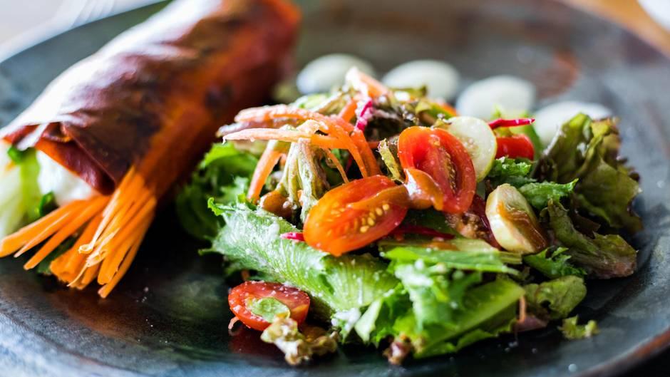 Diät-Lebensmittelvergiftung