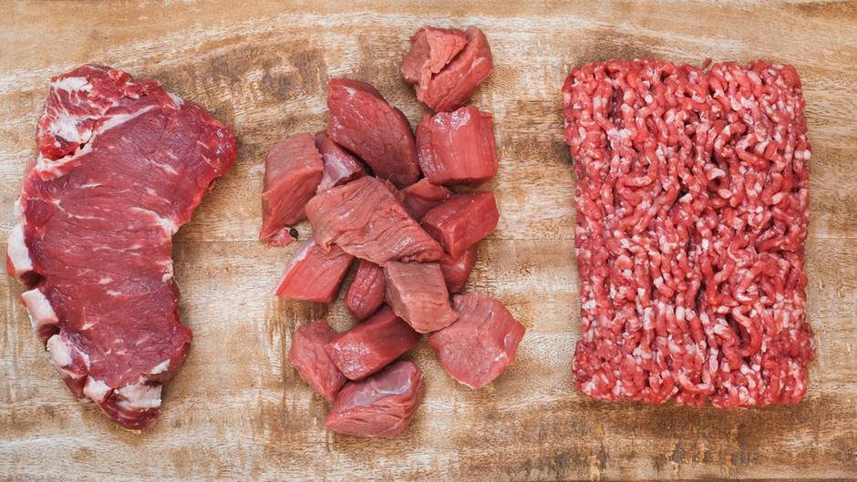 Lebensmittelvergiftung durch Hackfleisch
