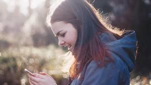Teenager heutzutage können sich ein Leben ohne Smartphone kaum vorstellen