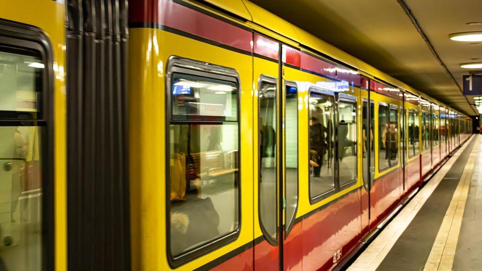 S-Bahn in Berlin