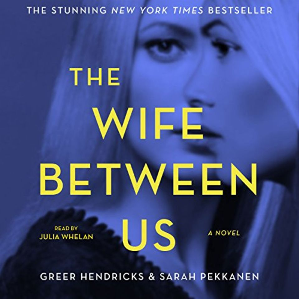 """Cover """"The Wife between us"""""""