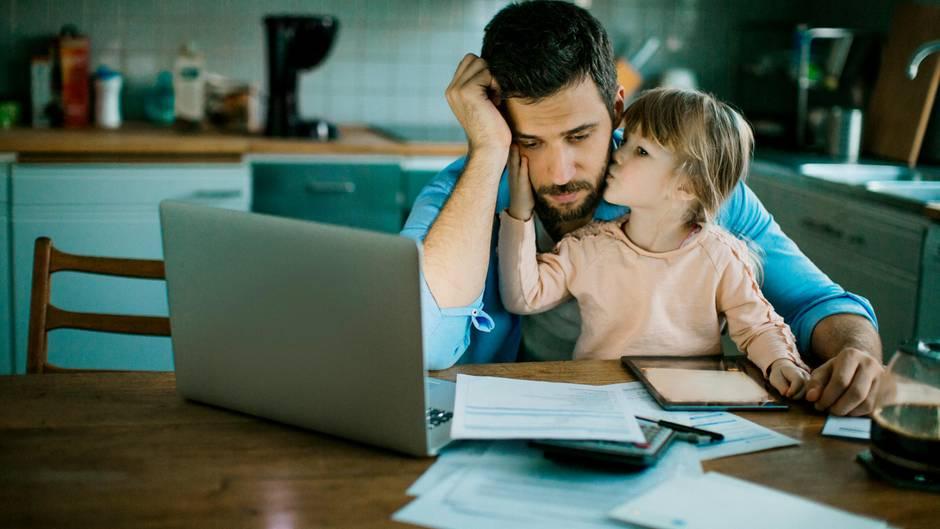 Einkommen: Studie zeigt Verteilung in Deutschland