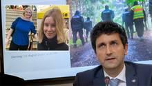 München: Mutter und Tochter vermisst – Blutspur erhärtet Verdacht gegen Ehemann