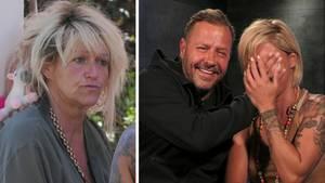 """""""Sommerhaus der Stars"""" Sabrina Lange, Willi Herren und Jasmin"""