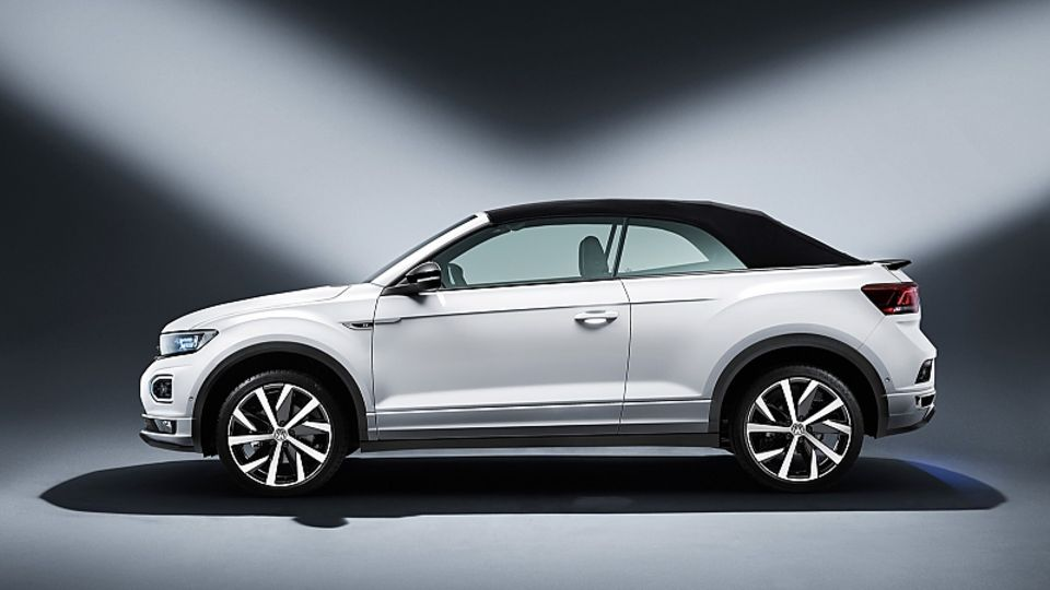 VW T-Roc Cabrio