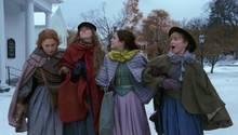 Saoirse Ronan, Emma Watson, Eliza Scanlen und Florence Pugh im FilmLittle Women