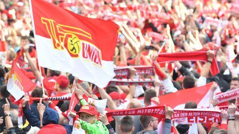 Union Berlin - Nach Aufstieg Fan-Boykott zum Start in die Bundesliga
