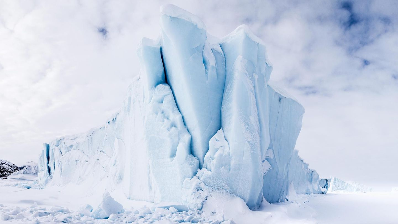 Selbst in der Arktis finden sich winzige Plastikteilchen