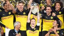 Bundesliga 18 Thesen - BVB jubelt über Supercup-Sieg