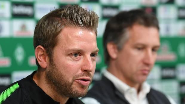 Bundesliga Thesen Bremen Kohfeldt und Bauman  machen's