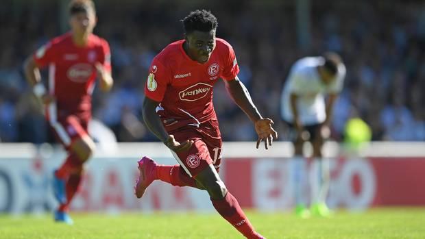 Bundesliga Thesen - Düsseldorf kann wieder überraschen auch dank Kevin Ofori