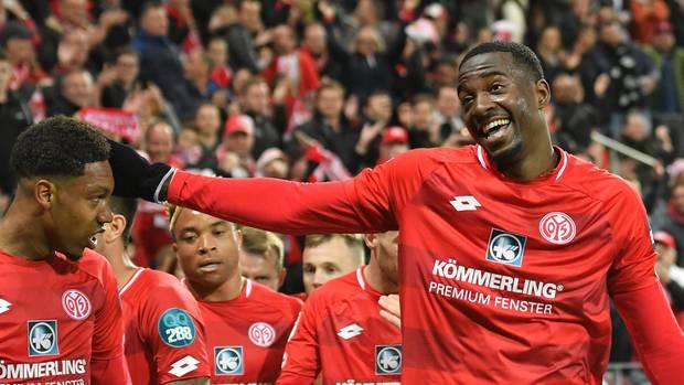 Bundesliga 18 Thesen - Mainz trifft die Verletzung von Mateta