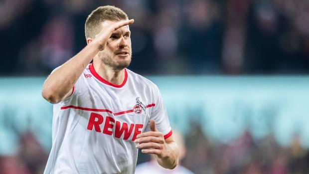 Bundesliga Thersen - Simon Terodde wird bei Köln nur Ersatz sein