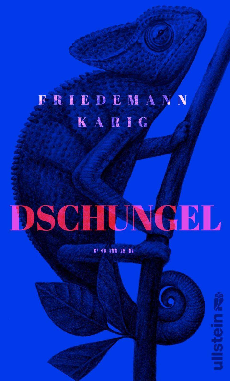 Dschungel von Friedemann Karig