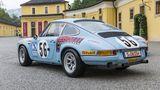 Der Porsche 911 S/T 2.5 ist noch heute ein Blickfang