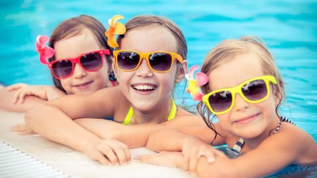 Sonnenbrille mit UV-Schutz für Kinderaugen