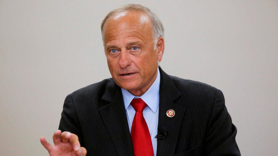 US-Republikaner Steve Arnold King