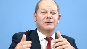 Olaf Scholz will offenbar SPD-Chef werden