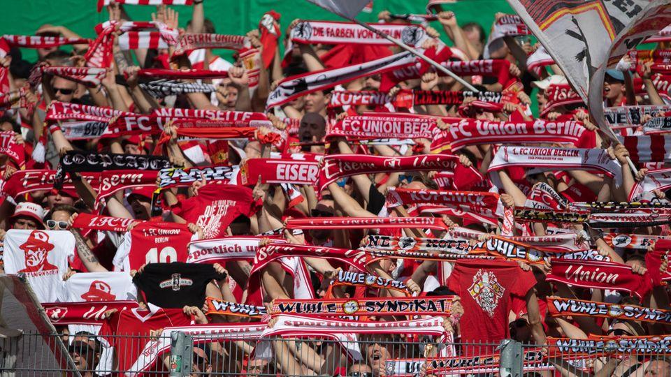 Fans von Union Berlin