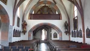 Der Pfarrer war im Messgewand auf die Frauen zugestürmt und hatte sie aufgefordert, die Kirche zu verlassen (Symbolbild)