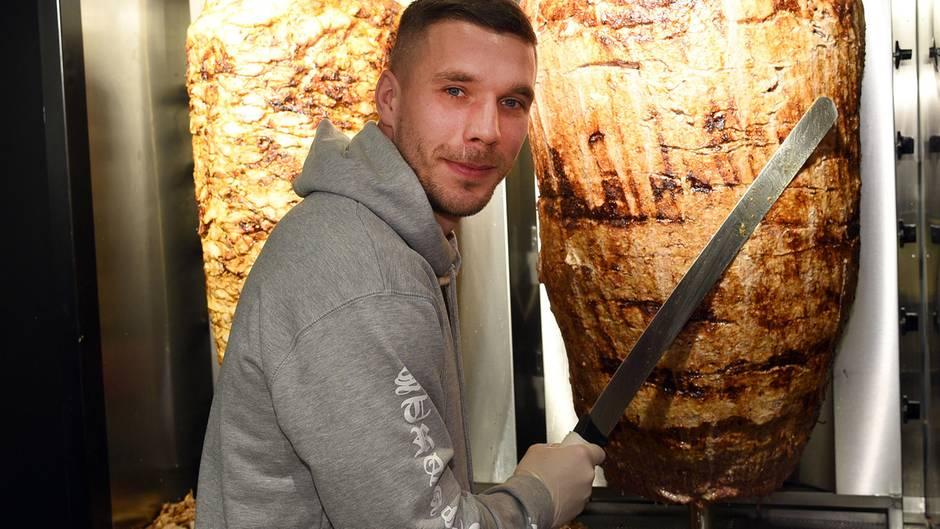 Döner Lukas Podolski