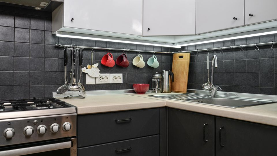 Mit den richtigen Tipps herrscht in der Küche Ordnung