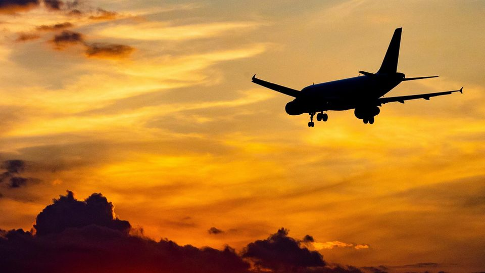 Im Himmel über Deutschland: zu viele Flieger, zu wenig Lotsen